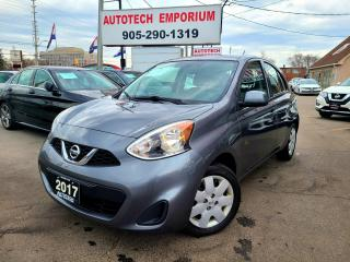 Used 2017 Nissan Micra Automatic All Power/Camera/Bluetooth&GPS*$39/wkly for sale in Mississauga, ON
