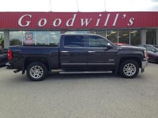 Used 2015 GMC Sierra 1500 SLE! ALL TERRAIN! REMOTE START! CAM/SEN! B/T! for sale in Aylmer, ON