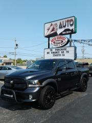 Used 2014 RAM 1500 Sport Crew Cab SWB 4WD for sale in Windsor, ON