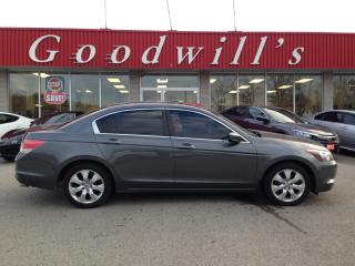 Used 2008 Honda Accord EX for sale in Aylmer, ON