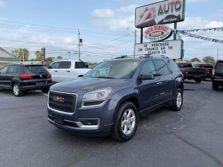 Used 2014 GMC Acadia SLE-2 FWD for sale in Windsor, ON