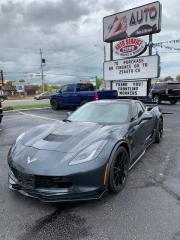 Used 2019 Chevrolet Corvette Grand Sport w/2LT nav auto for sale in Windsor, ON