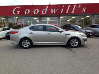 Used 2014 Kia Optima LX! HEATED SEATS! for sale in Aylmer, ON