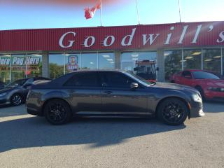 Used 2019 Chrysler 300 300S! ONLY 5,000 KM! LOADED! CLEAN CARFAX! NAV! for sale in Aylmer, ON