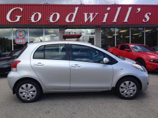 Used 2011 Toyota Yaris LE CLEAN CARFAX! LOW MILEAGE! for sale in Aylmer, ON