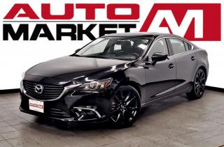 Used 2016 Mazda MAZDA6 GT Certified!HeadsUpDisplay!WeApproveAllCredit!! for sale in Guelph, ON