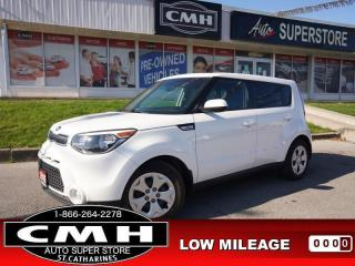 Used 2015 Kia Soul LX  BT PWR-GROUP A/C AUTO for sale in St. Catharines, ON