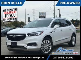 Used 2020 Buick Enclave Essence  NAVI|DUAL ROOF|BLIND SPOT ASST| for sale in Mississauga, ON