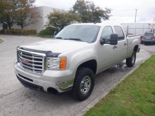 Used 2009 GMC Sierra 2500 HD Crew Cab Std. Box 4WD for sale in Burnaby, BC