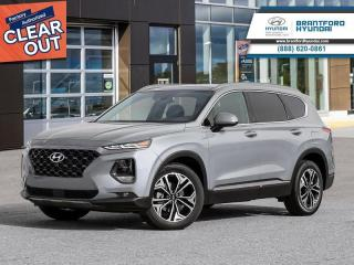 New 2020 Hyundai Santa Fe 2.0T Ultimate AWD  - Navigation - $277 B/W for sale in Brantford, ON