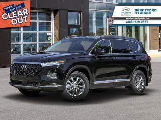 New 2020 Hyundai Santa Fe 2.4L Essential AWD w/Safety Package  - $205 B/W for sale in Brantford, ON