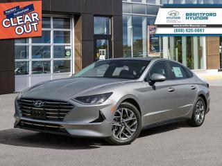 New 2020 Hyundai Sonata Preferred  -  Apple CarPlay - $159 B/W for sale in Brantford, ON