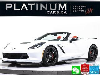 Used 2015 Chevrolet Corvette Stingray, 2LT, 455HP, MANUAL, Z51 APPEARANCE, NAV for sale in Toronto, ON