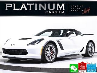 Used 2019 Chevrolet Corvette Z06 650HP, 2LZ, AUTO, CARBON, NAV, HUD, CARPLAY for sale in Toronto, ON