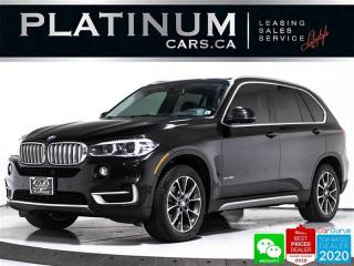 Used 2017 BMW X5 xDrive35i, 7 PASS, PREMIUM, NAV, PANO, CAM, HEATED for sale in Toronto, ON