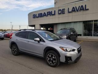 Used 2018 Subaru XV Crosstrek Commodité Awd ** Apple Carplay ** for sale in Laval, QC