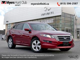 Used 2010 Honda Accord Crosstour EX-L  - Bluetooth for sale in Ottawa, ON