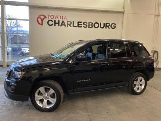 Used 2014 Jeep Compass North Edition - 4x4 - Sièges chauffants for sale in Québec, QC