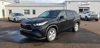 New 2021 Toyota Highlander LE AWD LE AWD for sale in Port Hawkesbury, NS
