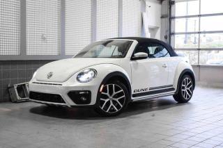Used 2017 Volkswagen Beetle Convertible Dune for sale in Lasalle, QC