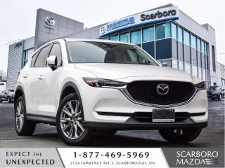 Used 2020 Mazda CX-5 0%@FINANCE|DEMO|GT|AWD|GT|NON TURBO for sale in Scarborough, ON