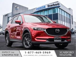Used 2020 Mazda CX-5 0%FINANCE|GS|AWD|DEMO|CLEAN CARFAX for sale in Scarborough, ON