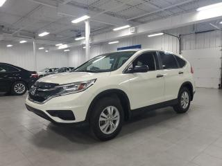Used 2015 Honda CR-V LX for sale in St-Eustache, QC