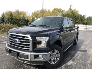 Used 2016 Ford F-150 XTR CREW 4WD for sale in Cayuga, ON