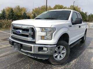 Used 2015 Ford F-150 XLT ext CAB 6.5-FT. BED 4WD for sale in Cayuga, ON