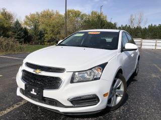 Used 2015 Chevrolet Cruze DIESEL 2WD for sale in Cayuga, ON