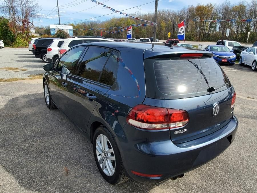 2010 Volkswagen Golf