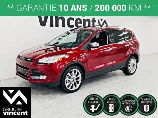 Used 2015 Ford Escape SE AWD ** GARANTIE 10 ANS ** Affrontez l'hiver en toute sécurité! for sale in Shawinigan, QC