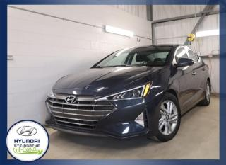 Used 2020 Hyundai Elantra Preferred IVT for sale in Val-David, QC