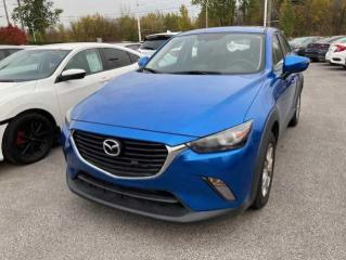 Used 2016 Mazda CX-3 Traction intégrale, 4 portes GS for sale in Joliette, QC