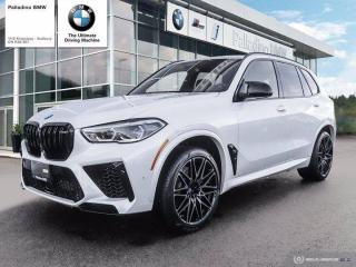 New 2021 BMW X5 M Competition for sale in Sudbury, ON