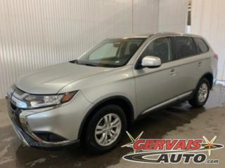 Used 2019 Mitsubishi Outlander ES AWC AWD Mags Caméra A/C *Traction intégrale* for sale in Shawinigan, QC