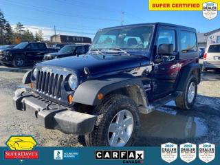 Used 2013 Jeep Wrangler SPORT for sale in Dartmouth, NS