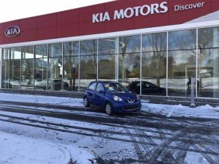 Used 2018 Nissan Micra S for sale in Charlottetown, PE