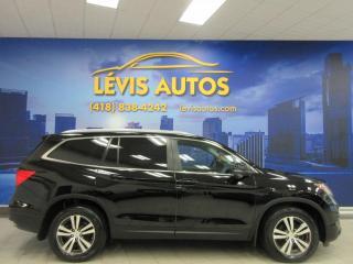 Used 2016 Honda Pilot EX-L AWD 7 PASSAGERS CUIR TOIT CAMERA DE for sale in Lévis, QC