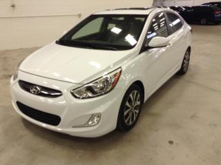Used 2017 Hyundai Accent SE TOIT JANTES A/C for sale in Longueuil, QC
