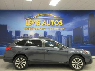 Used 2017 Subaru Outback 3.6R LIMITED EYESIGHT GPS CUIR TOIT TOUT for sale in Lévis, QC