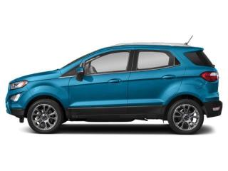 New 2020 Ford EcoSport SE for sale in Niagara Falls, ON