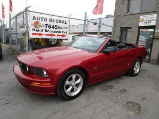 Used 2008 Ford Mustang Cabriolet à 2 portes GT for sale in Montréal, QC