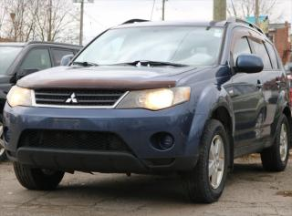 Used 2008 Mitsubishi Outlander SE for sale in Whitby, ON