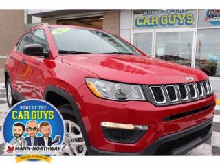 Used 2018 Jeep Compass Sport | Heated Wheel, Rear View Camera. for sale in Prince Albert, SK