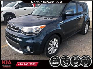 Used 2018 Kia Soul EX BA for sale in Montmagny, QC