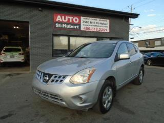 Used 2012 Nissan Rogue for sale in St-Hubert, QC