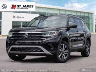 New 2021 Volkswagen Atlas Comfortline for sale in Winnipeg, MB