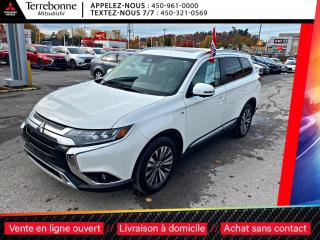 Used 2020 Mitsubishi Outlander GT**4X4**7 PASS**CUIR**TOIT OUVRANT** for sale in Terrebonne, QC