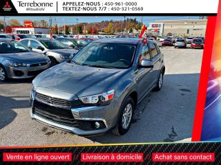 Used 2016 Mitsubishi RVR SE**4X4**CRUISE**BANCS CHAUFFANTS**BLUETOOTH** for sale in Terrebonne, QC